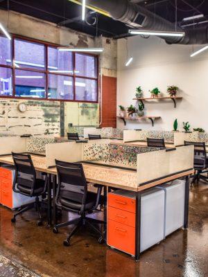Reserved Coworking Desks